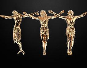 Jesus Christ 3 models