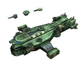 3D model Almighty-Battleship 05