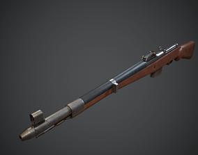 Gewehr 41 3D asset