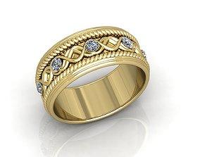 3D print model Ring ring custume
