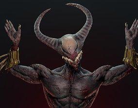 HellDemon Reborn 3D asset