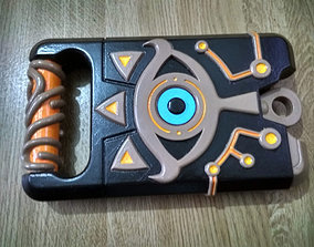 3D print model The Sheikah slate from Zelda Breath of the