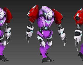 3D asset Robots Prowel