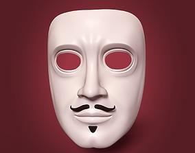 Disguise Mask 3D asset