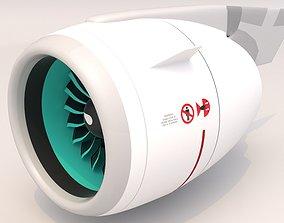3D model Neo Jet Engine