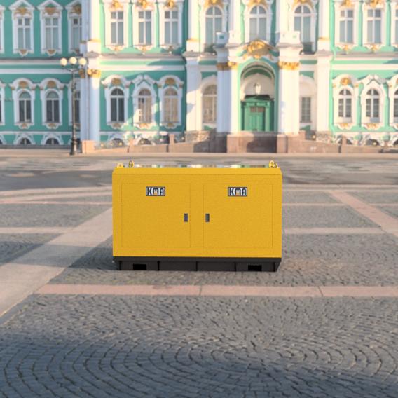 Generator case