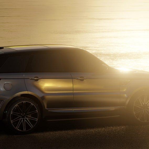 2016 Custom Land Rover Range Rover