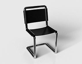 Chair 3D printable model ton