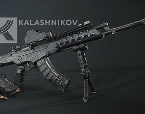 AK-ALFA 3D asset