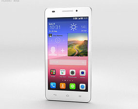 Huawei Ascend G620S White 3D
