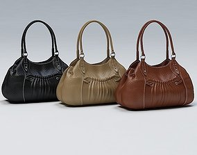 3D model Ladies Hand Bag 01