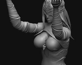 Fire Keeper x2 Dark Souls 3D printable model