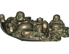 Maitreya 3D printable model 3D asset realtime