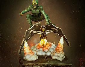 captain Green Goblin 3D print model