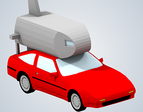 3D printable model JAMES MAYS MOTOR HOME