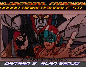 DAITARN 3 AND ALAN BANJO TWO-DIMENSIONAL 2