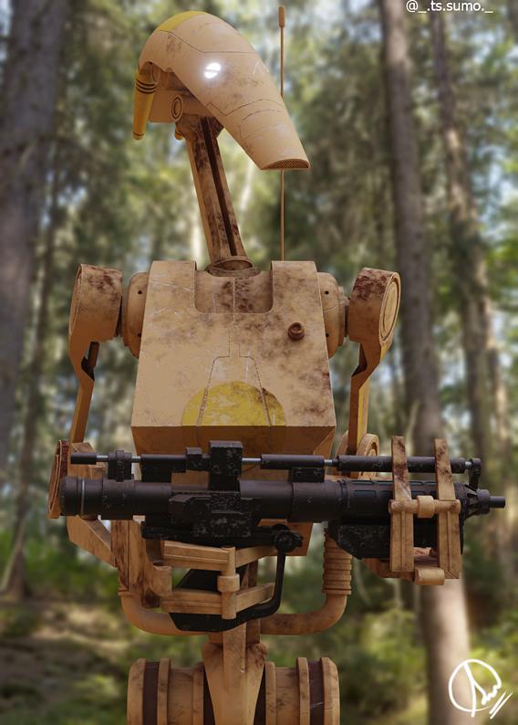B1-Battle Droid