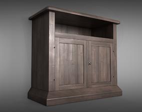 3D model PBR Sideboard room