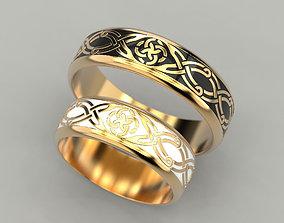 Wedding ring 69 3D printable model