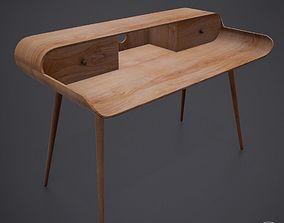 3D model Writing Desk