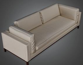 Modern Couch 01 - AV2 3D model