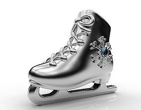 3D print model Pendant IceSkates