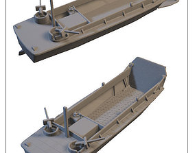 3D printable model US landingcraft -stl file-