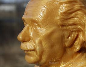3D print model Einstein Bust travel
