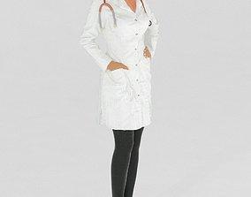 doctor 3D scan