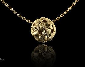 Takraw ball rattan ball 3D print model