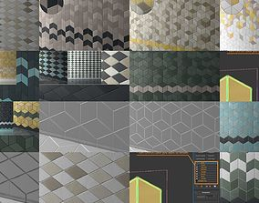 Tile TEX by Mutina - 3D model