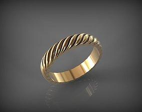 3D printable model Rope Ring