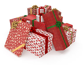 Gifts 1 3D model
