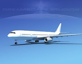 Airbus A330-200 LP 3D model