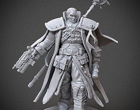 Inquisitor Gregor Eisenhorn - Warhammer 40k 3D print 1