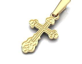 Gold Cross model BR026 gold