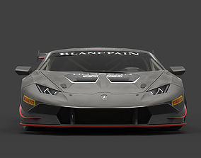 Lamborghini Huracan LP620-2 super trofeo 3D
