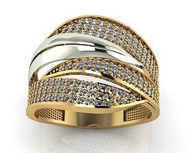3D print model ring stone 117