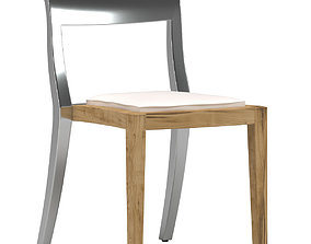 3D Sutherland Marian Chair by Philippe Starck