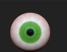 3D model Green Eyee