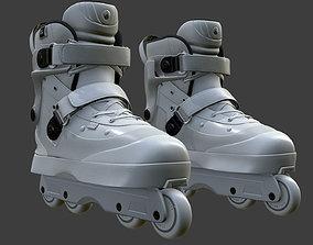 3D model Roller Skate