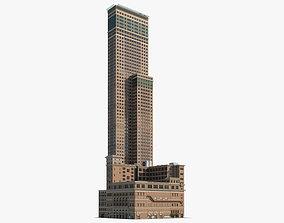 3D model Carnegie Hall