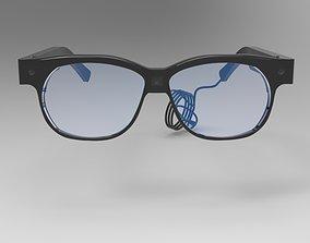AR glasses 3D model
