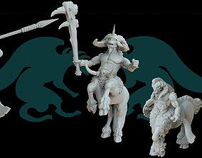 Modular Centaur Bundle 3D print model