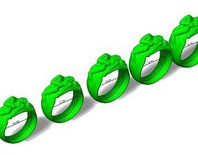 Ring loves 3D printable model