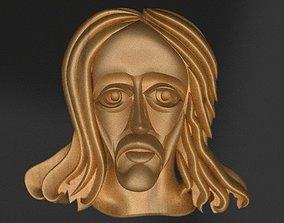 Jesus image original 3D printable model