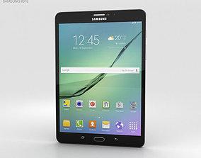 Samsung Galaxy Tab S2 8-0-inch LTE Black 3D