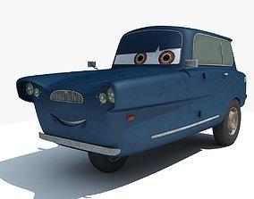 Cars 2 Movie - Tomber 3D model