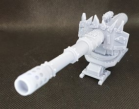 3D printable model Weapon pack for Ork Huge