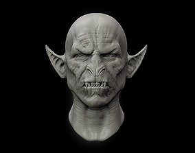 sculptures 3D printable model The Witcher